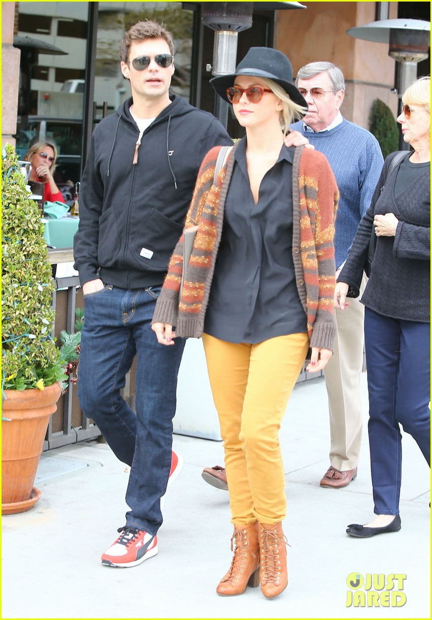 julianne hough ryan seacrest sunny saturday in beverly hills 18