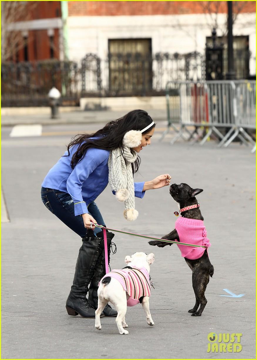 vanessa hudgens big apple dog walk 022775351