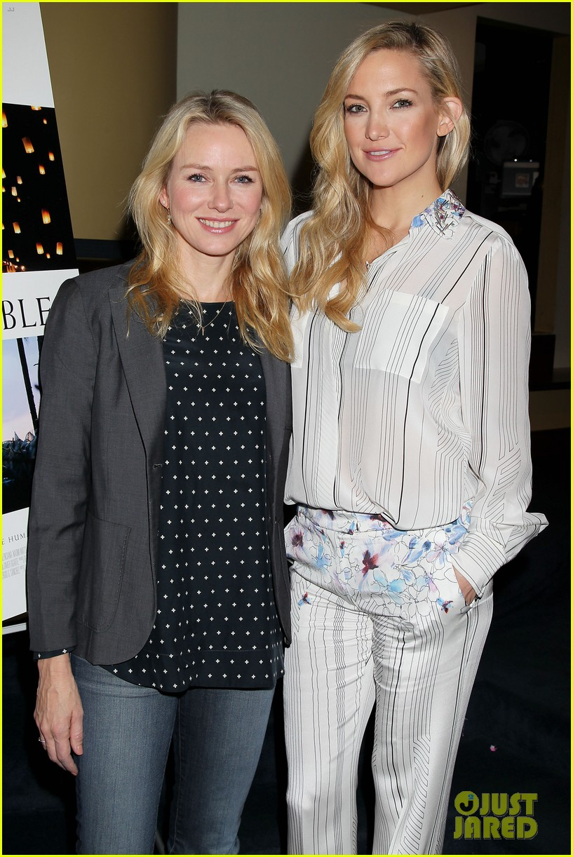 kate hudson the impossible screening with naomi watts 182768571