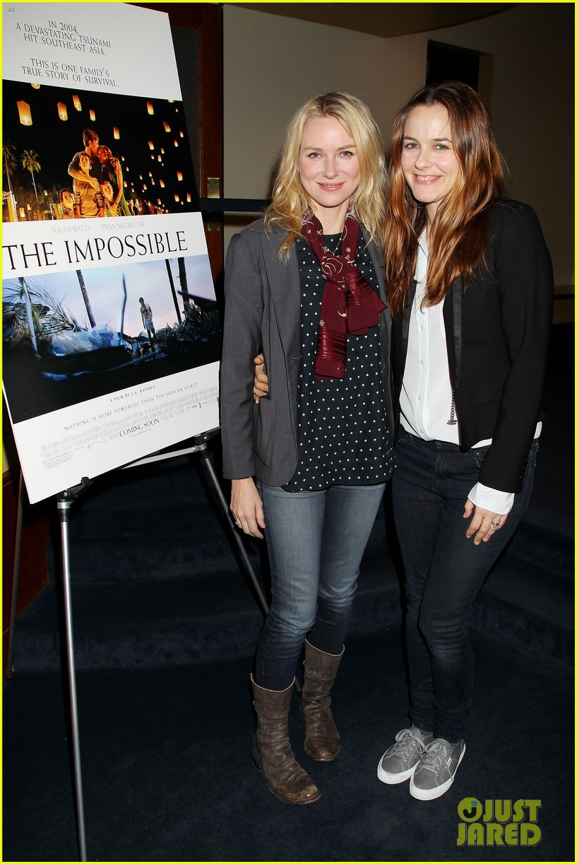 kate hudson the impossible screening with naomi watts 192768572
