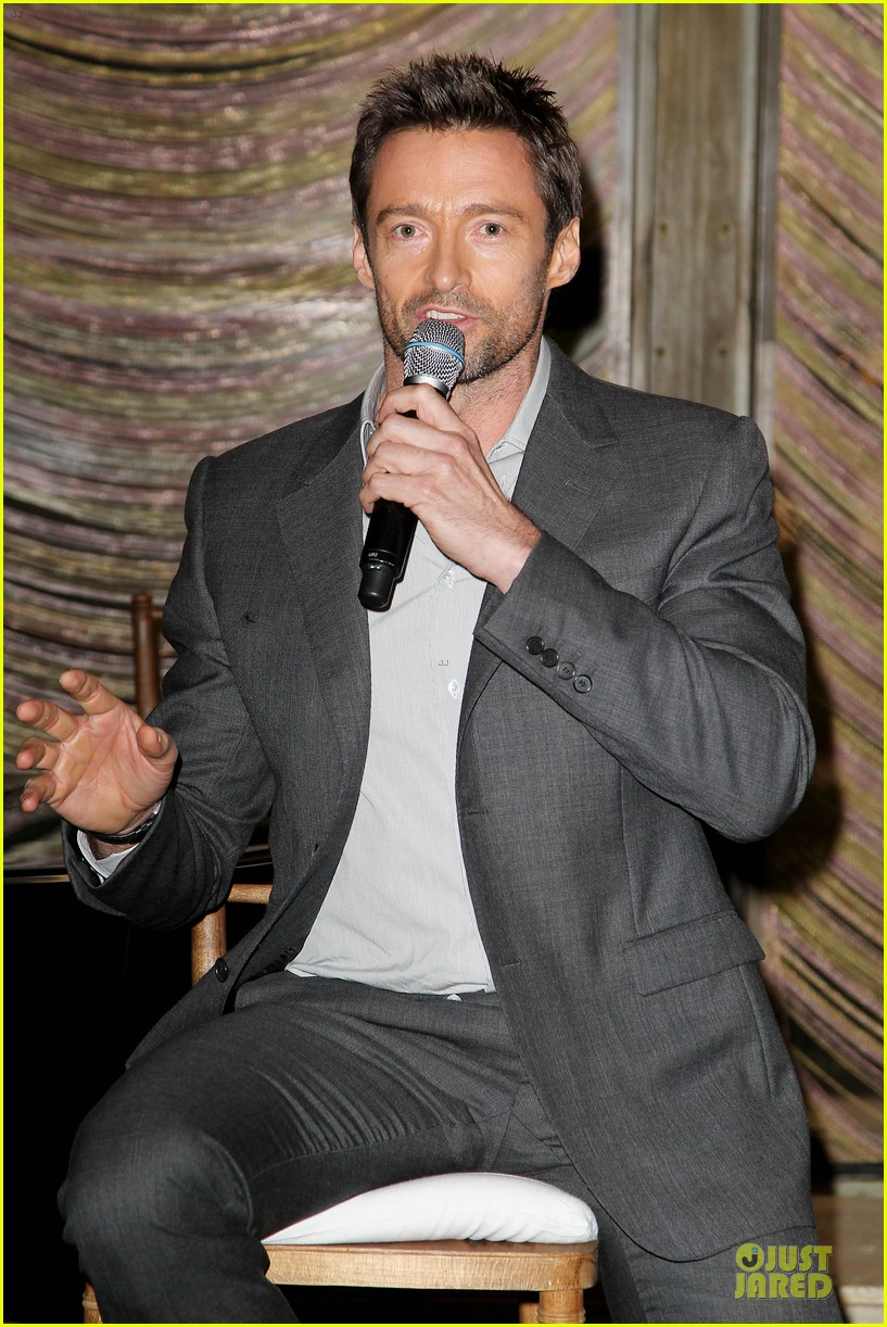 hugh jackman & eddie redmayne les miserables luncheon 302774028