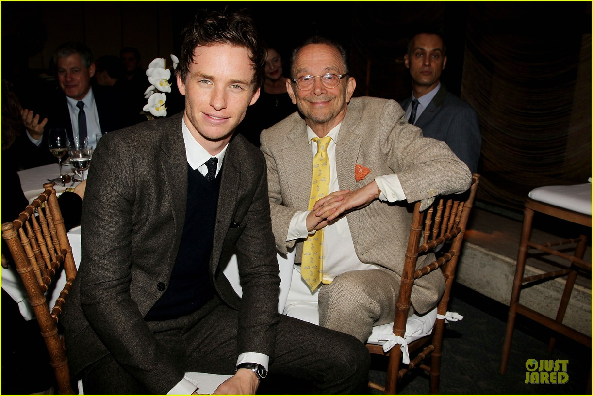hugh jackman & eddie redmayne les miserables luncheon 402774038