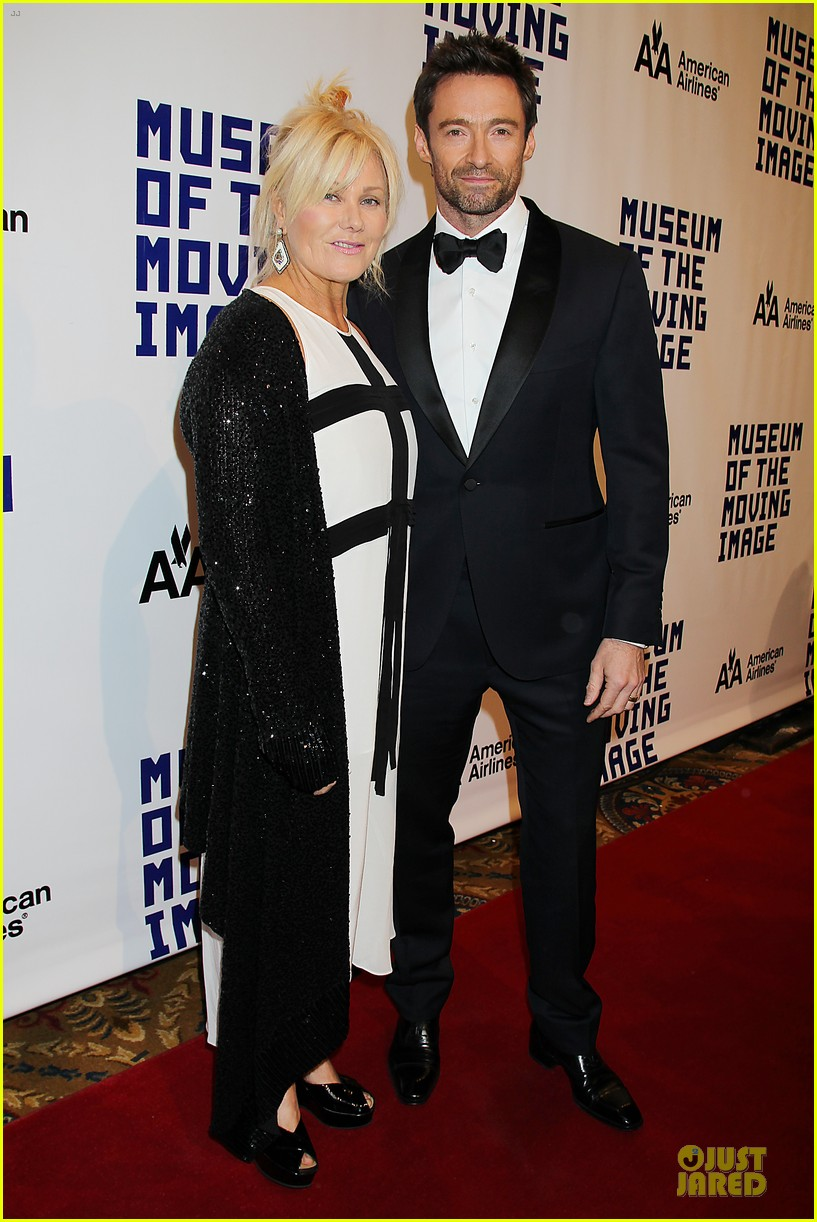 anne hathaway & hugh jackman museum of moving images salute 012774118