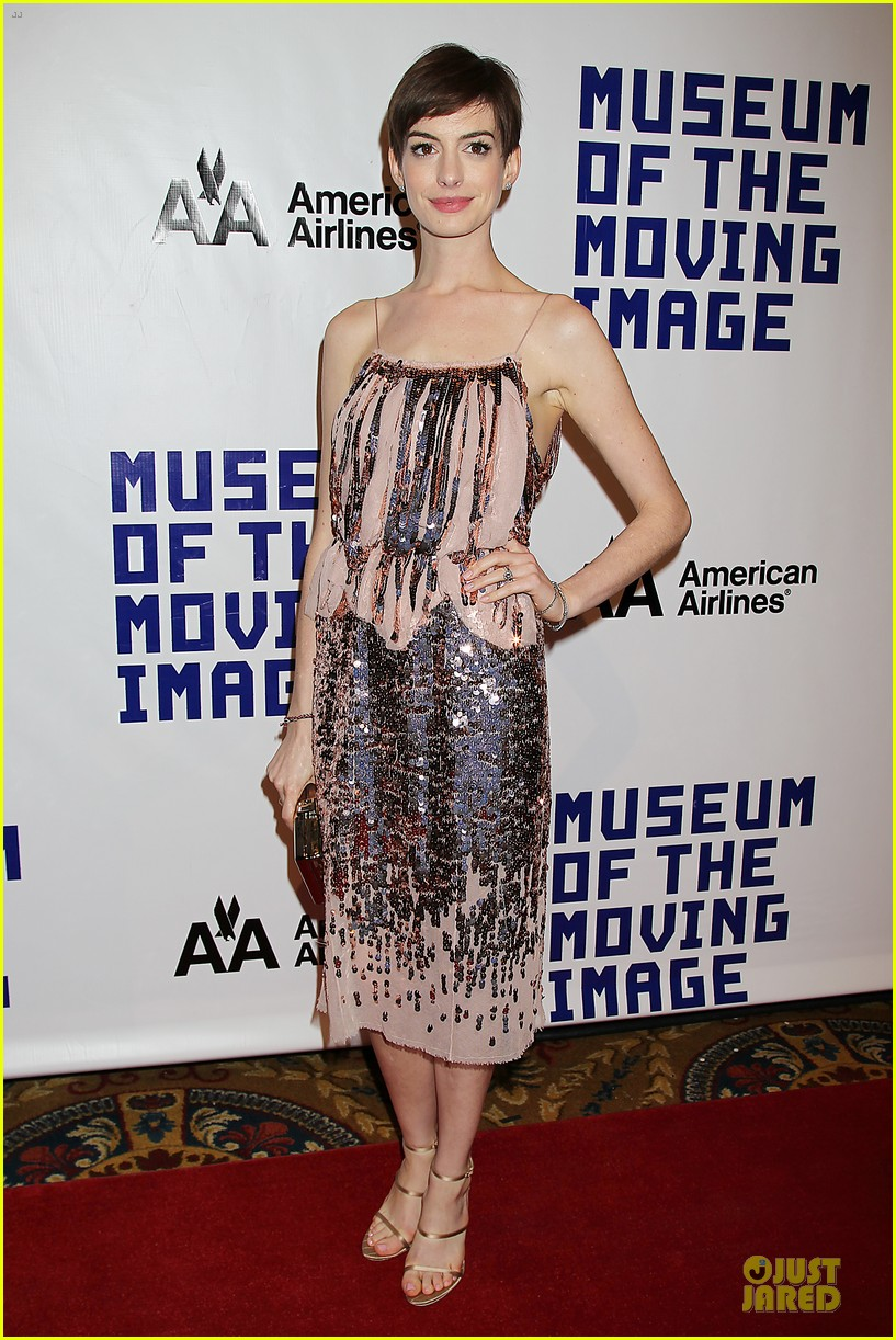anne hathaway & hugh jackman museum of moving images salute 03