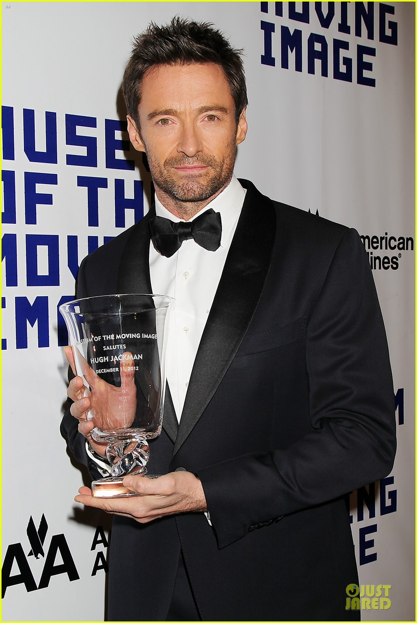 anne hathaway & hugh jackman museum of moving images salute 042774121