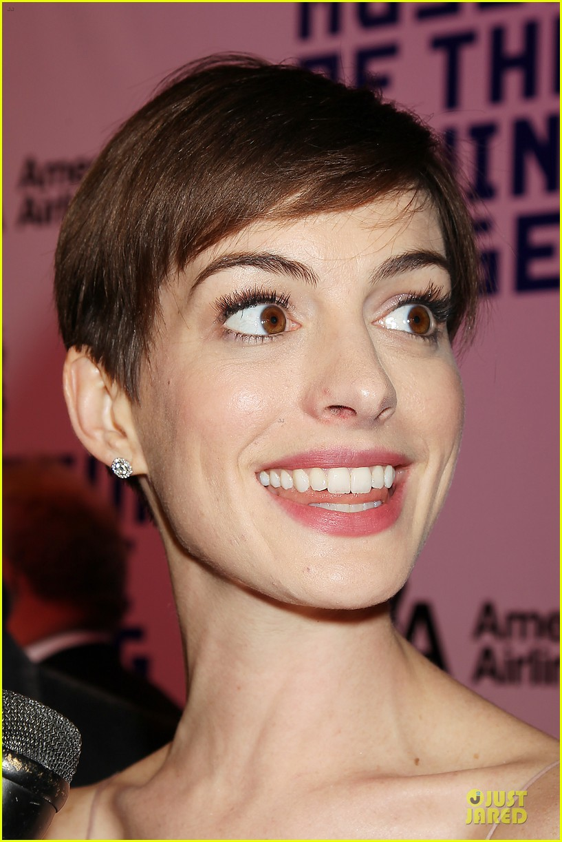 anne hathaway & hugh jackman museum of moving images salute 25