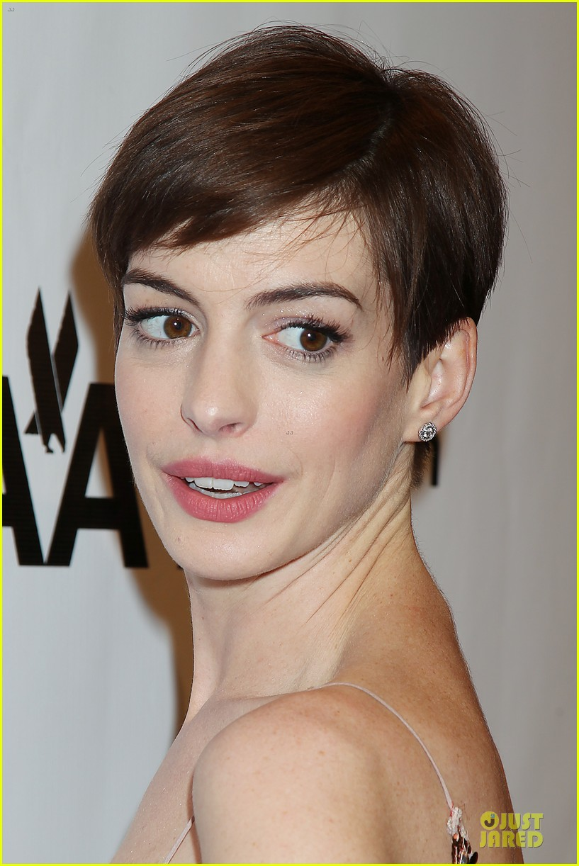 anne hathaway & hugh jackman museum of moving images salute 282774145