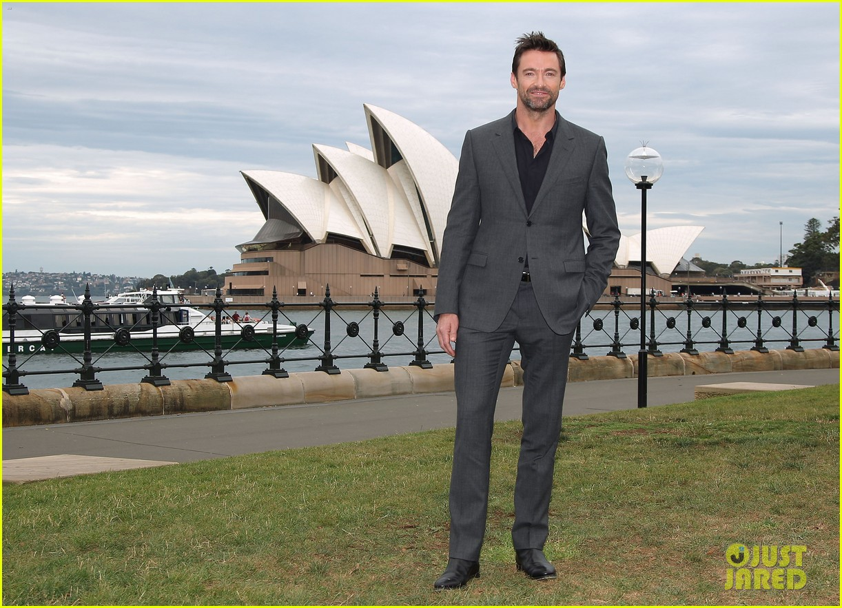 hugh jackman les miserables sydney photo call 112778554