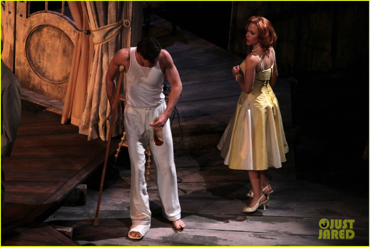 scarlett johansson cat on a hot tin roof performance 052779156