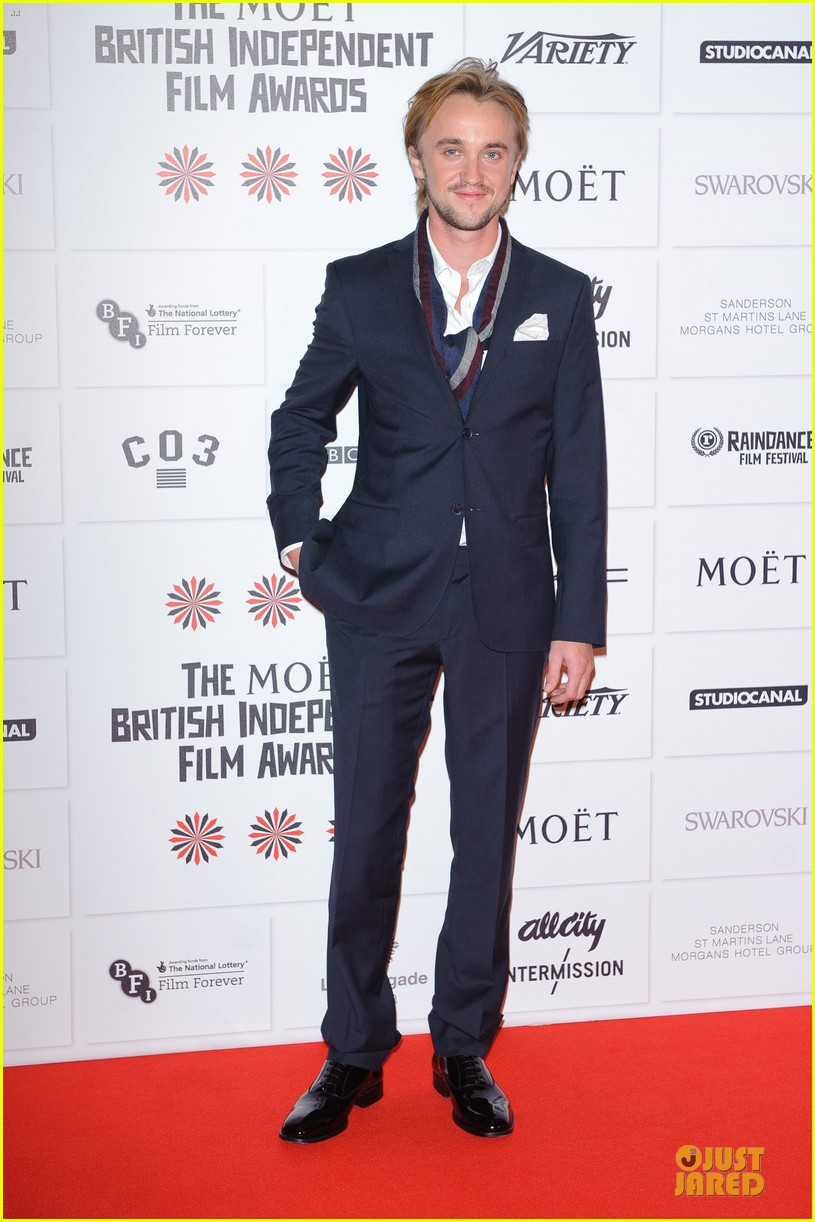 jude law & tom hiddleston british independent film awards 2012 032772458