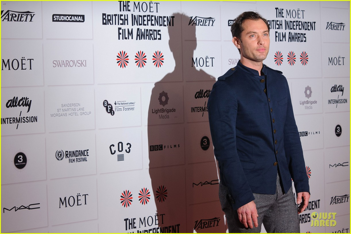 jude law & tom hiddleston british independent film awards 2012 112772466