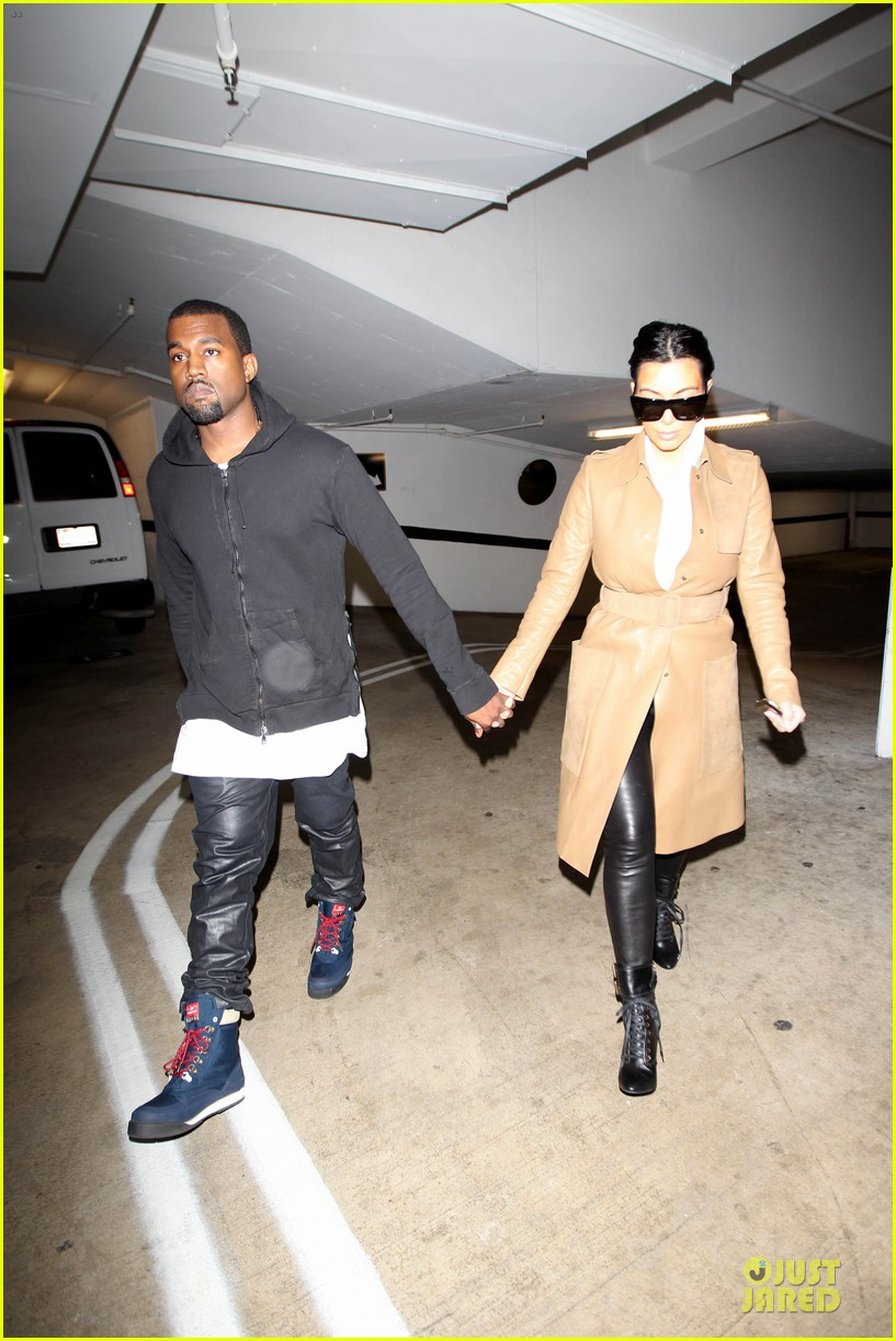 kim kardashian & kanye west beverly hills auctioning couple 032779681