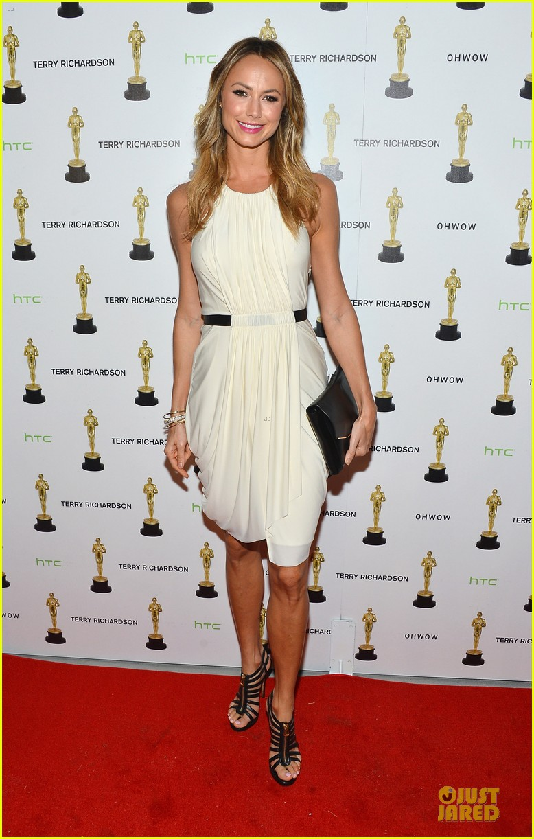 stacy keibler demi moore terrywood release celebration 032771663