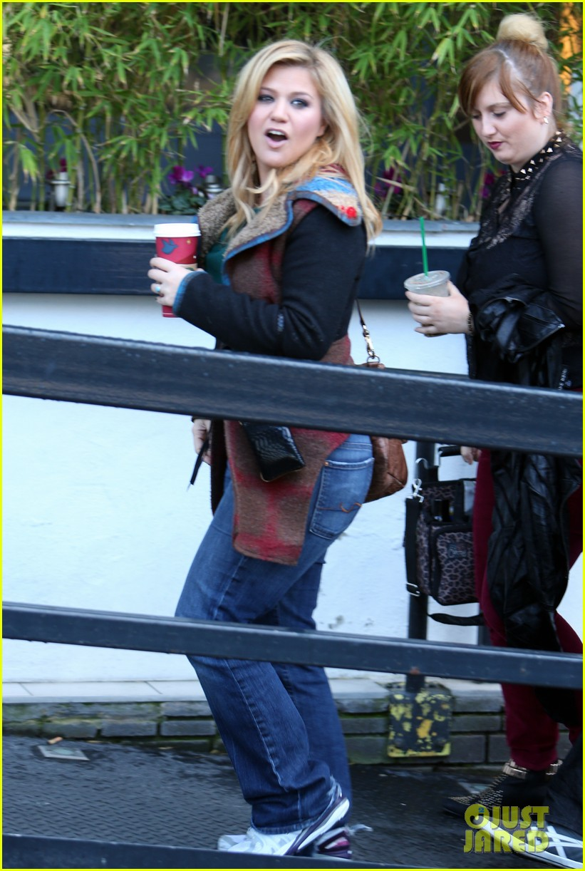 kelly clarkson i havent changed since american idol 032769621