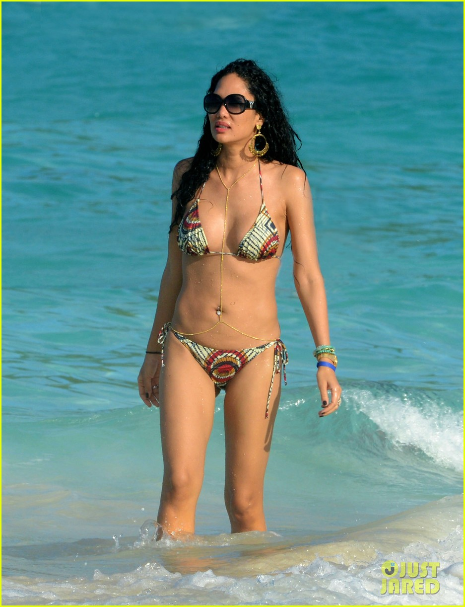kimora lee simmons st barts bikini babe 07