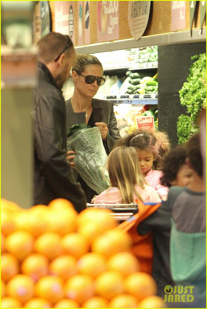 heidi klum martin kirsten lunch groceries with the kids 172781264