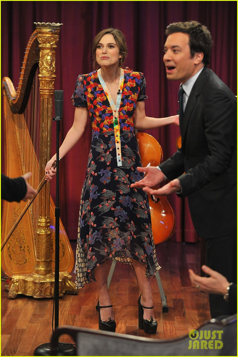 keira knightley musical instrument game with jimmy fallon 052768943