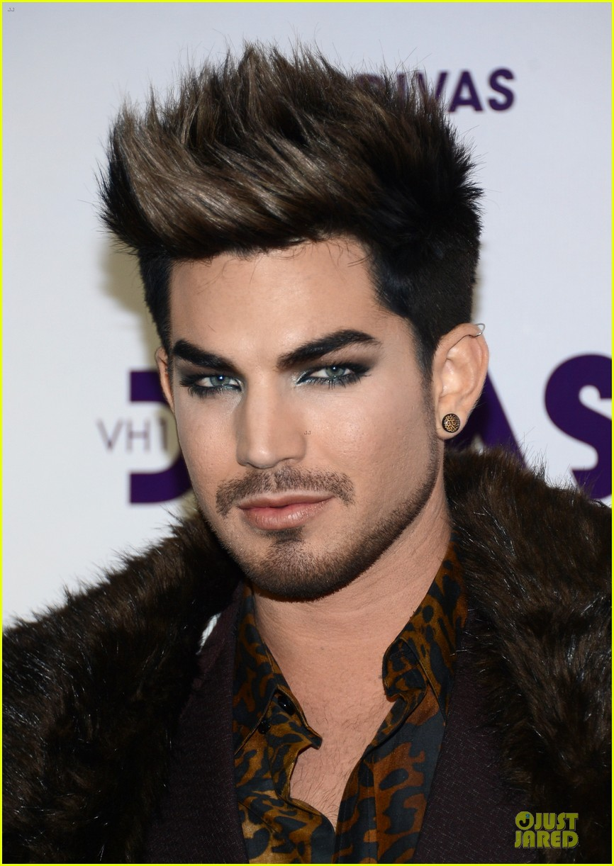 adam lambert vh1 divas host 02
