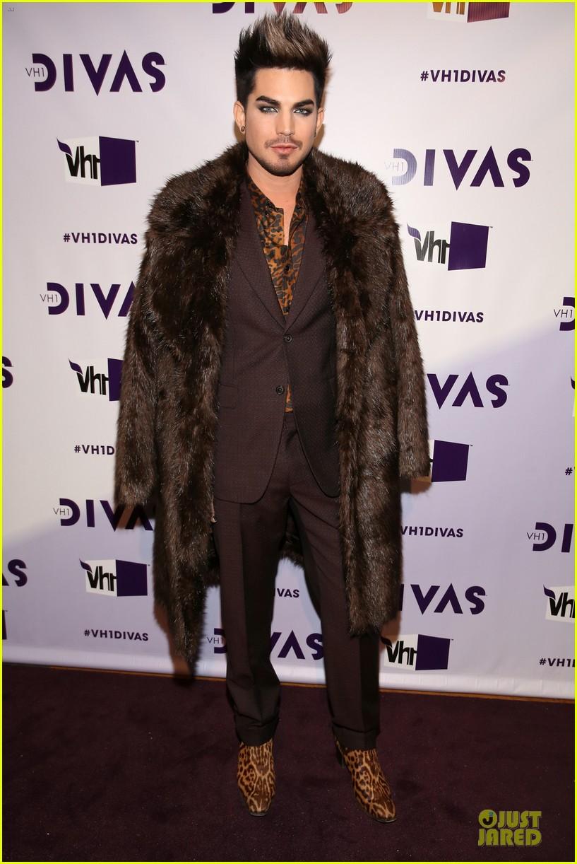 Adam Lambert Vh1 Divas 2012 Red Carpet Photo 2777011
