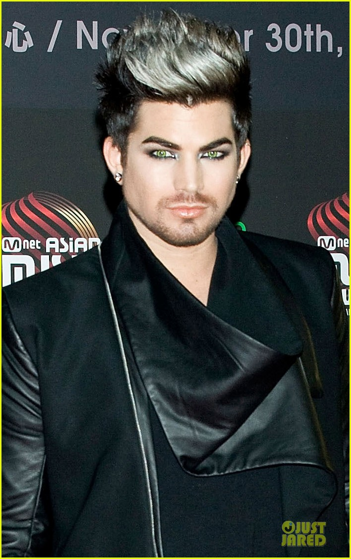 adam lambert mnet asian music awards performance watch now 042767098