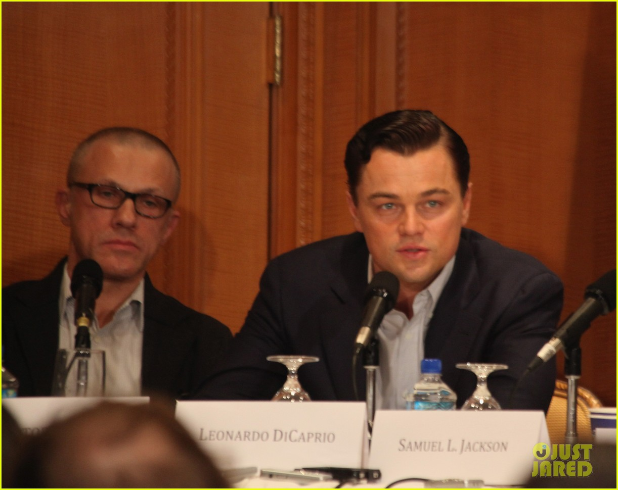 leonardo dicaprio kerry washington django unchained press conference 082776756