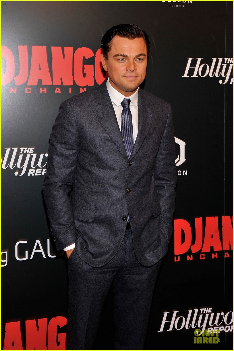 Leonardo DiCaprio   Jamie Foxx   Django Unchained  Screening!  Photo ... 6430bcc8f