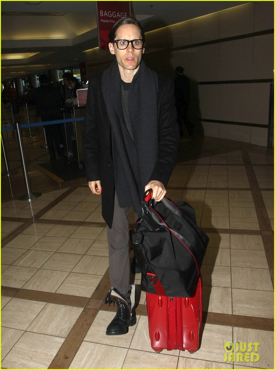 jared leto from lax to new orleans 032775864