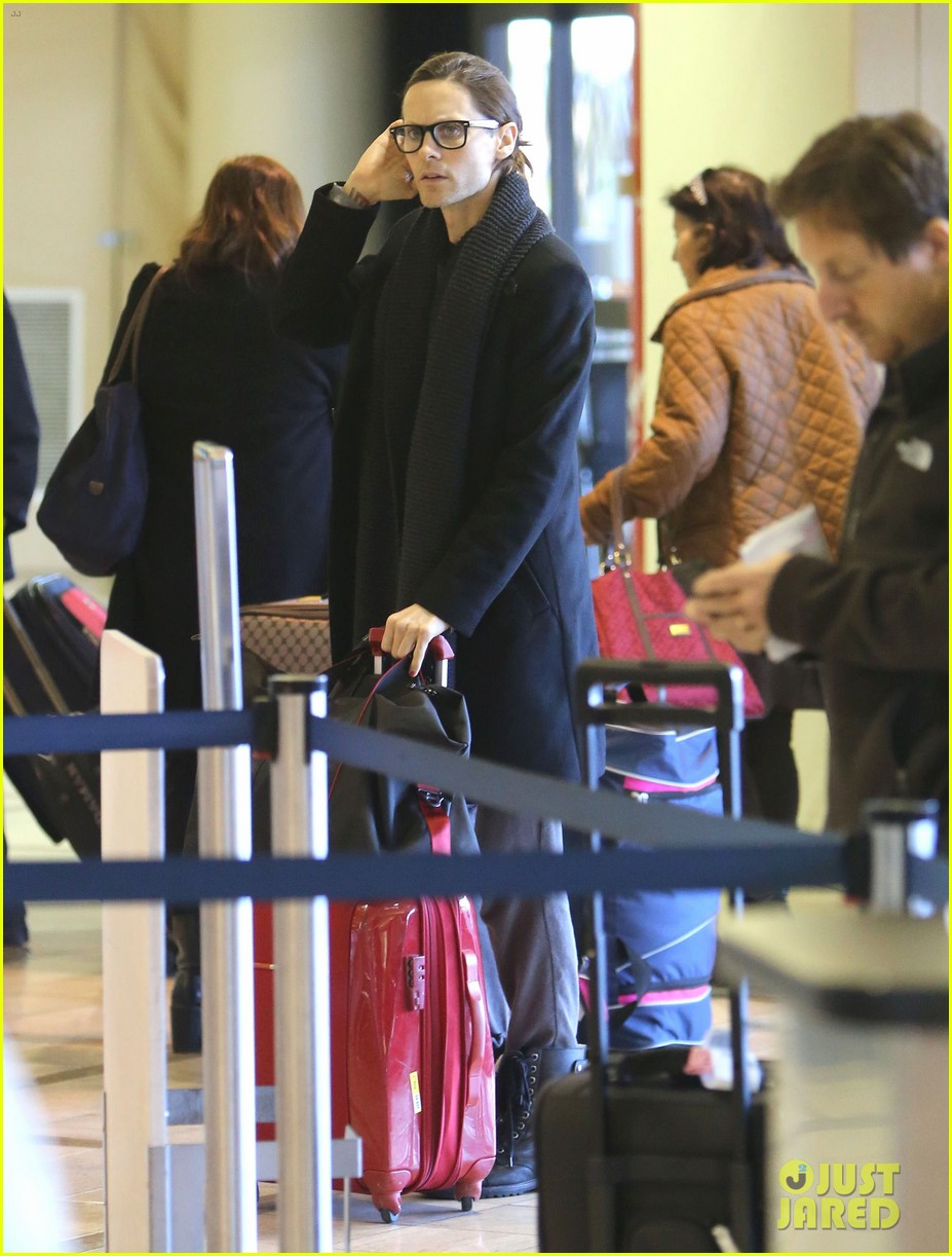 jared leto from lax to new orleans 082775869