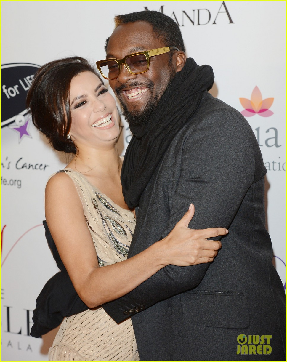 Will i am and his wife