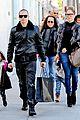 jennifer lopez casper smart beverly hills shopping with the kids 12