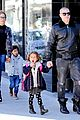 jennifer lopez casper smart beverly hills shopping with the kids 18