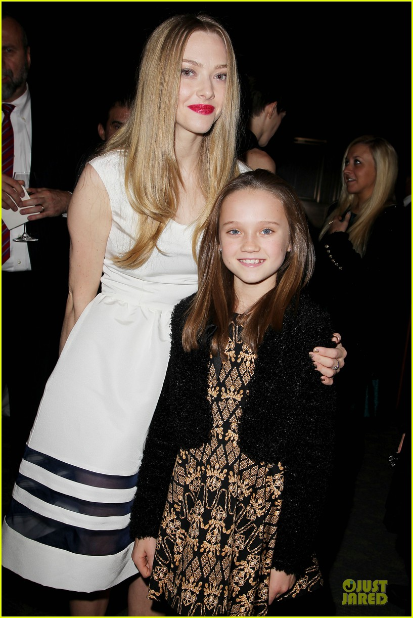anne hathaway & amanda seyfriend les miserables luncheon 212773993
