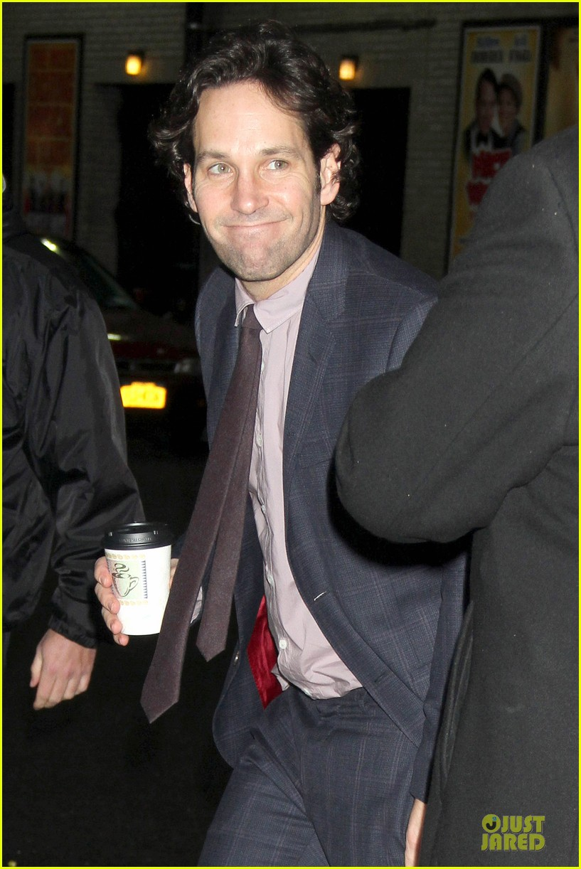 leslie mann & paul rudd this is 40 promotion in new york 042778040