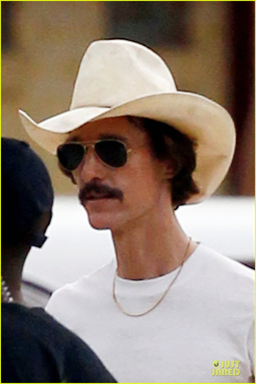 matthew mcconaughey everything has shrunk quite a bit 022769547