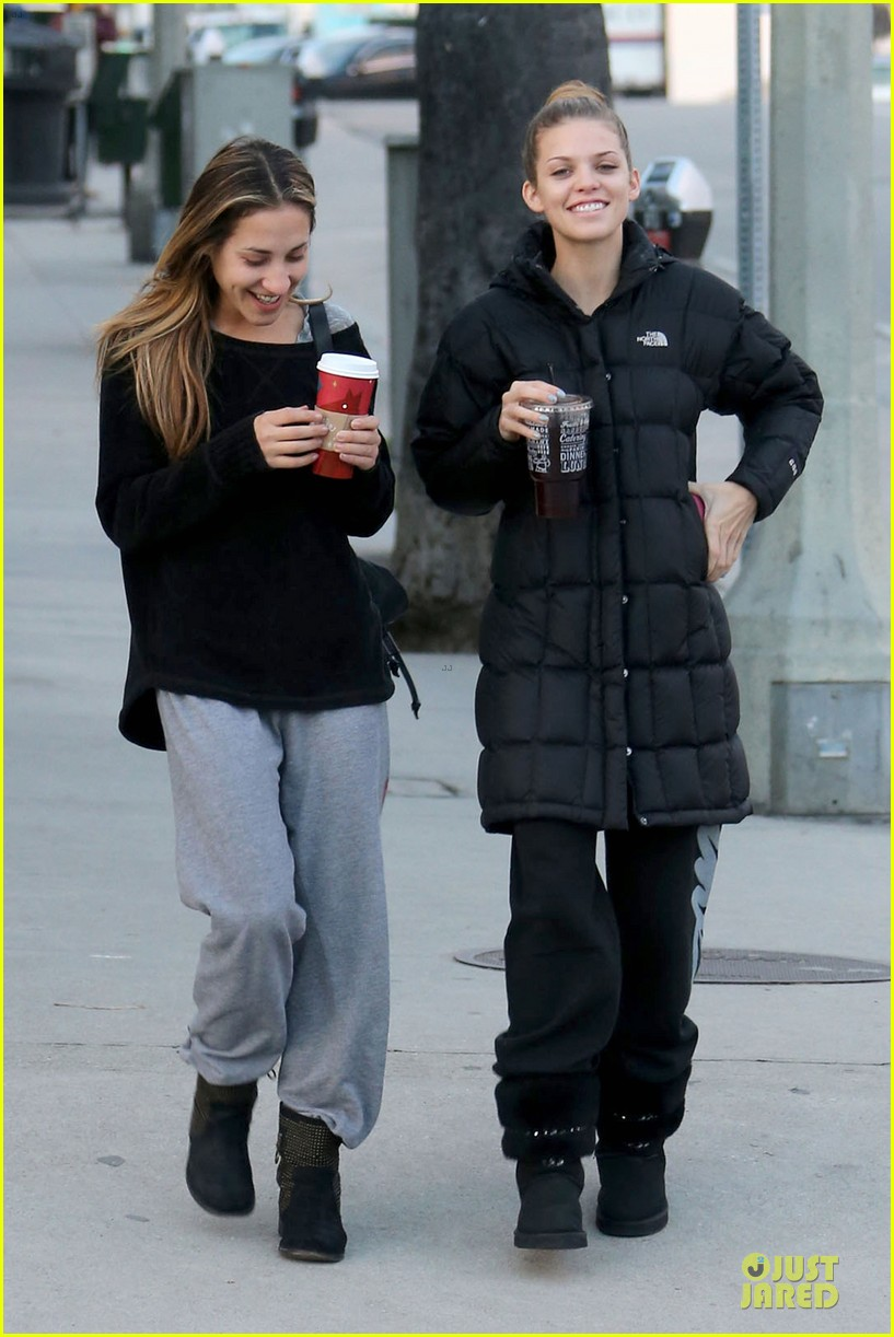 annalynne mccord receives a christmas gift full of meaning 082776142