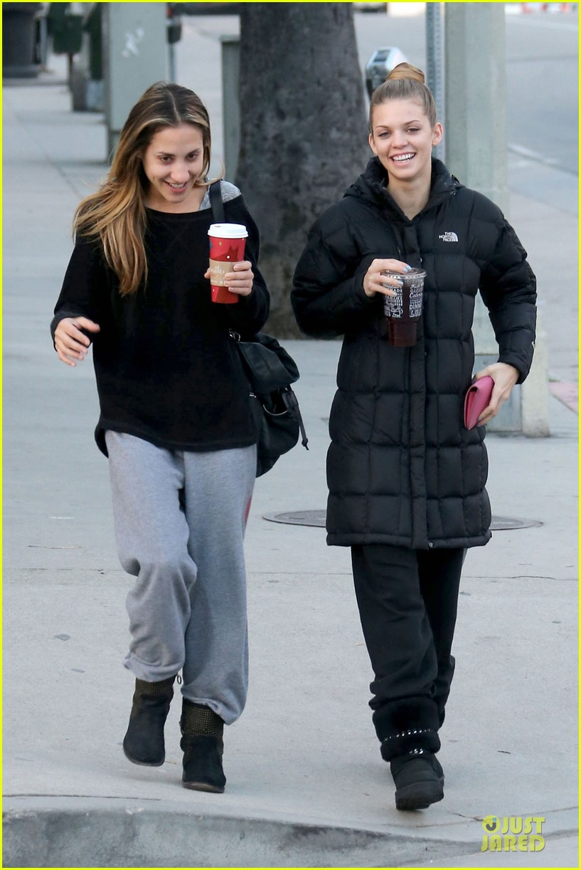 annalynne mccord receives a christmas gift full of meaning 092776143