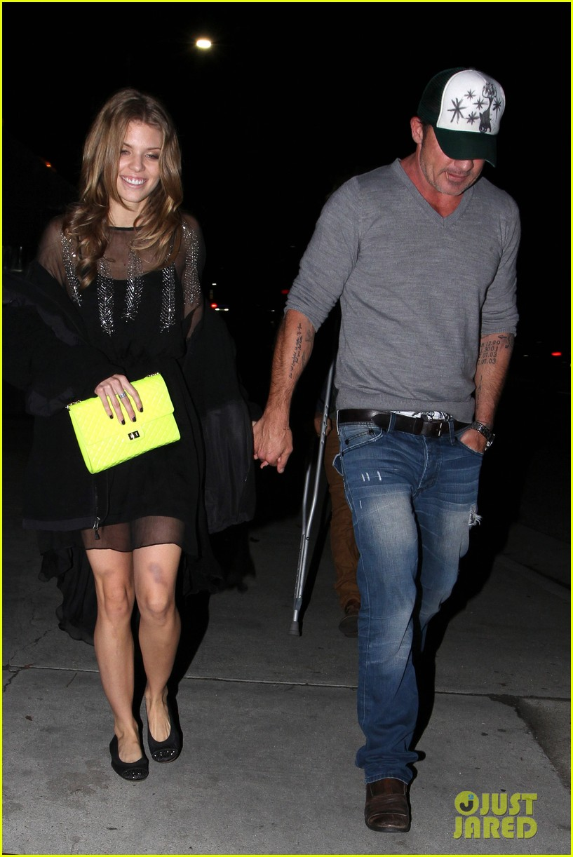 annalynne mccord dominic purcell movie night 052769138