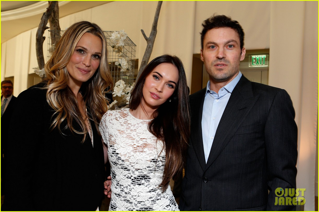megan fox march of dimes 2012 with brian austin green 022771417