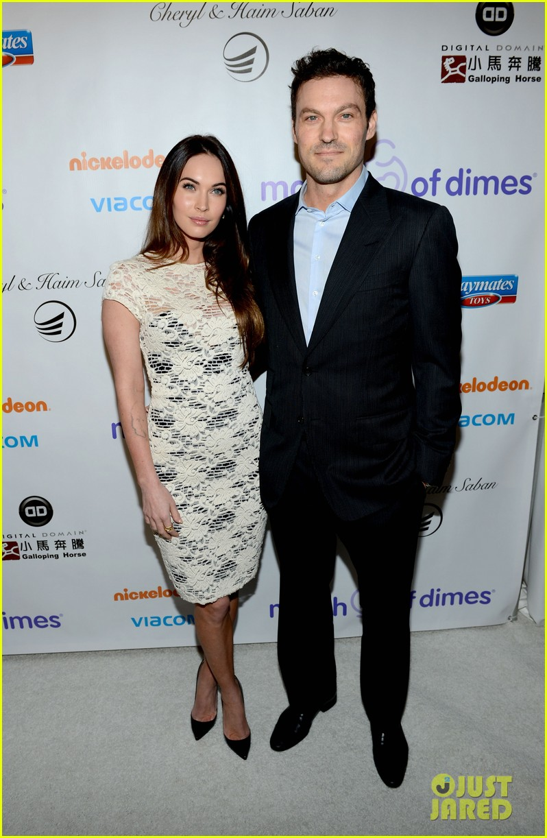 megan fox march of dimes 2012 with brian austin green 052771420