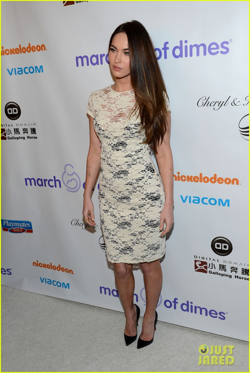 megan fox march of dimes 2012 with brian austin green 062771421