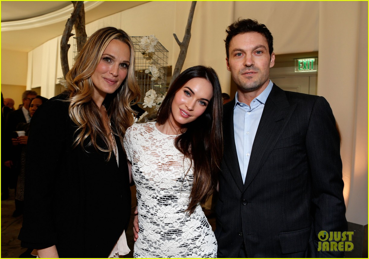 megan fox march of dimes 2012 with brian austin green 072771422
