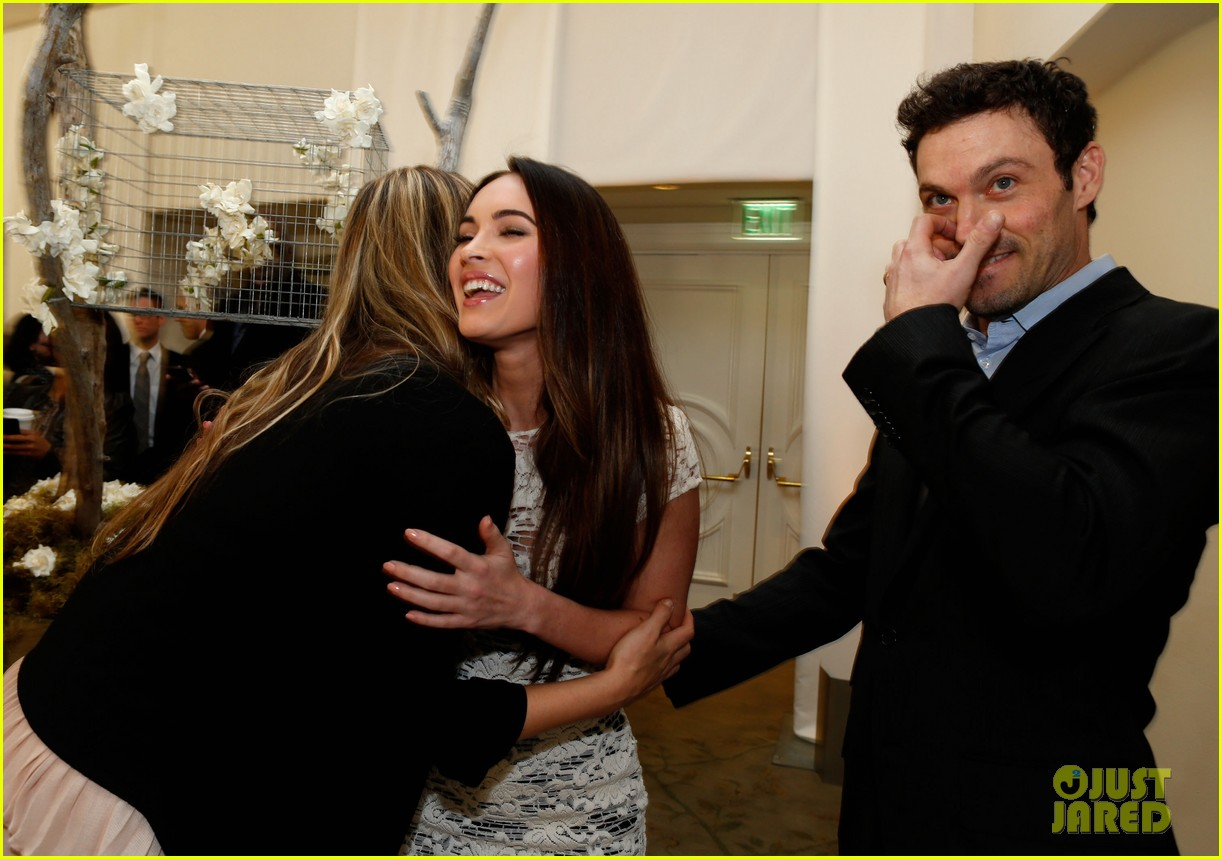 megan fox march of dimes 2012 with brian austin green 092771424