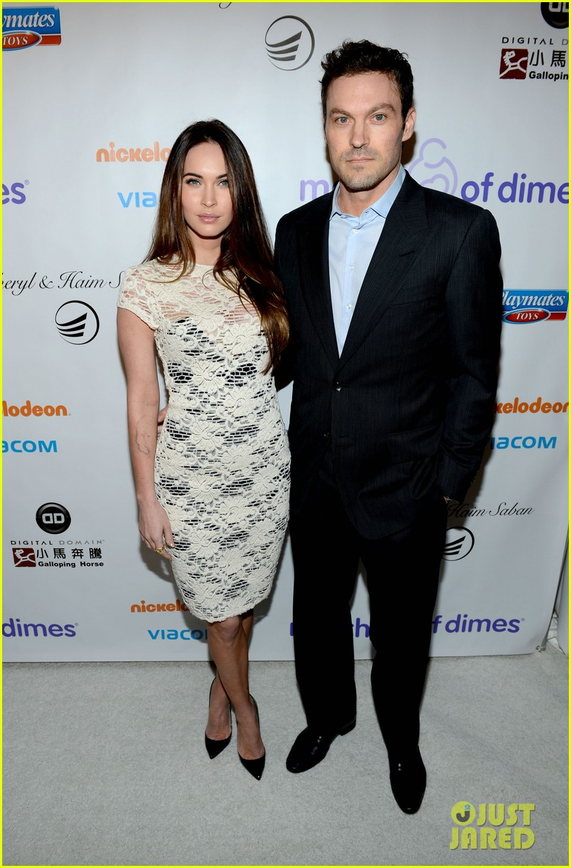 megan fox march of dimes 2012 with brian austin green 102771425