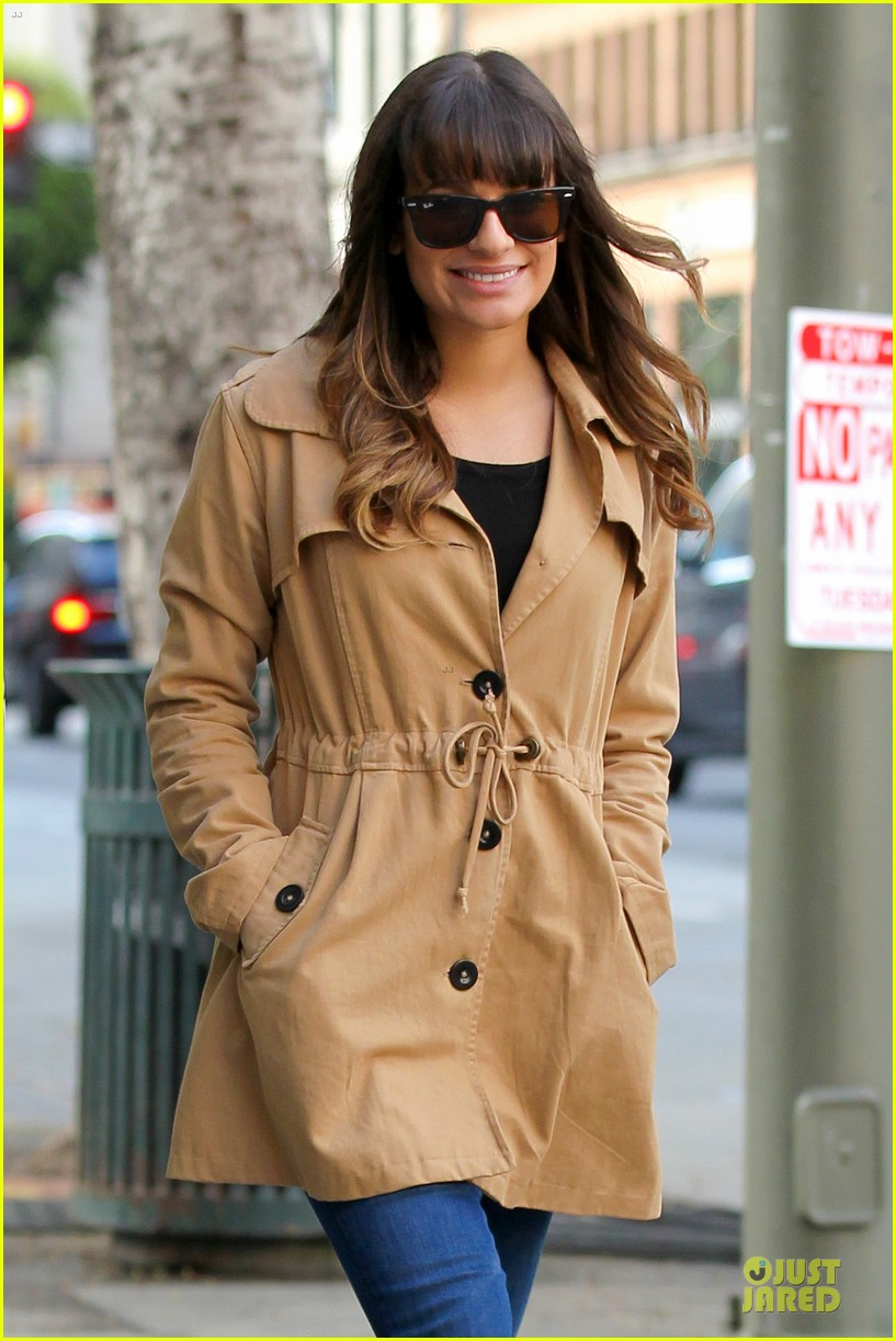 lea michele & cory monteith argo movie date 222778273