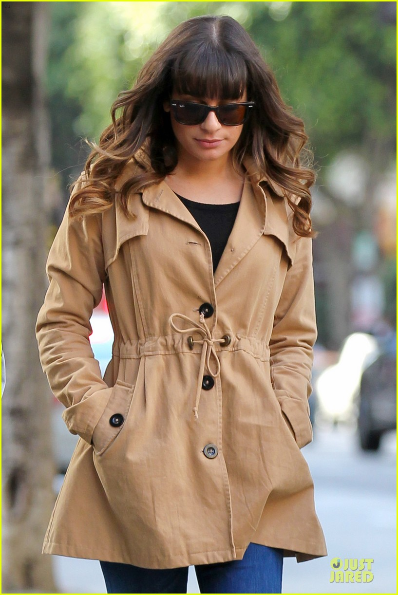 lea michele & cory monteith argo movie date 24
