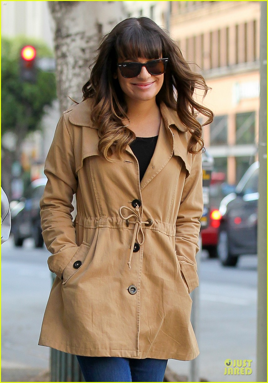 lea michele & cory monteith argo movie date 302778281