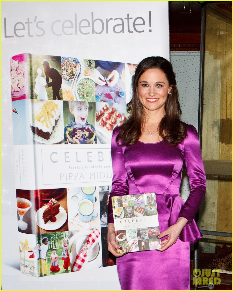 pippa middleton book launch in the netherlands 042773793