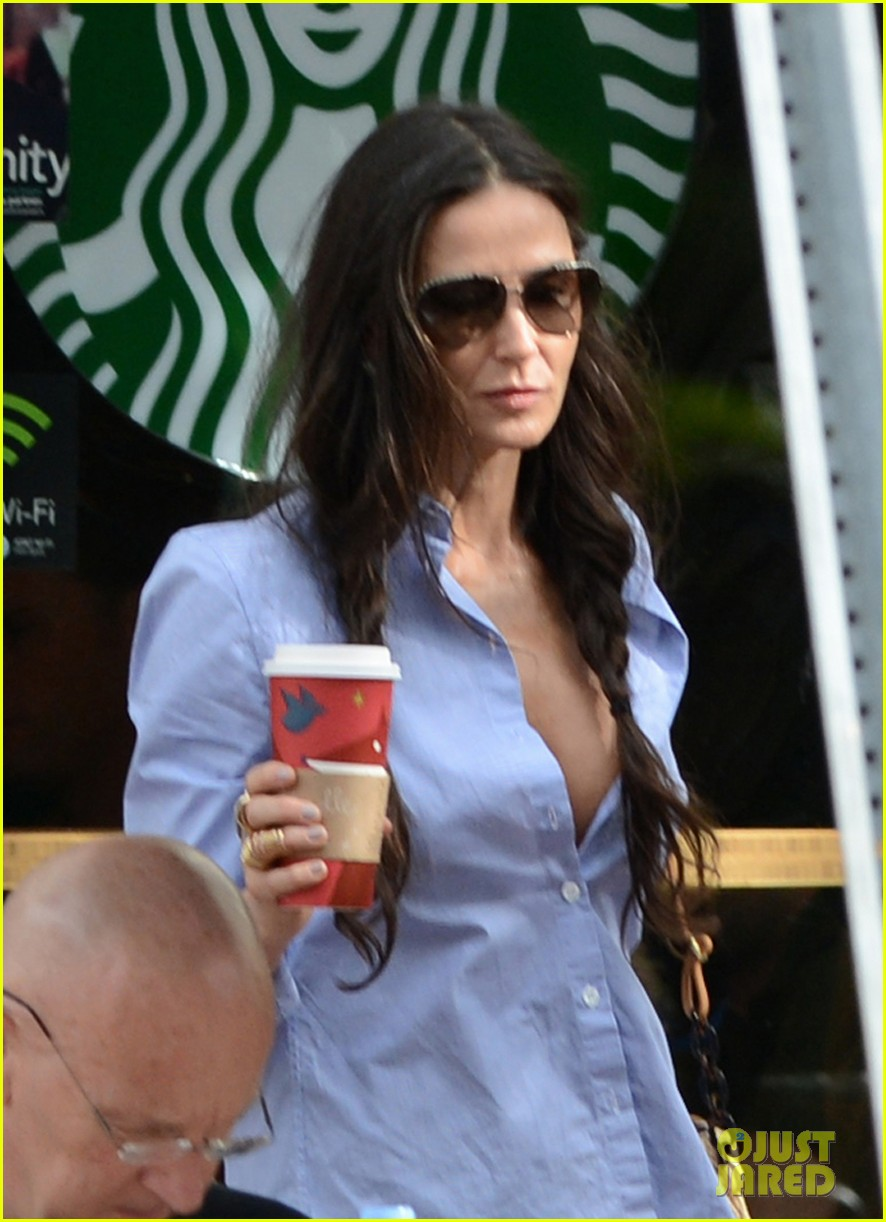 demi moore hits south beach vito schabel goes shirtless 022772719