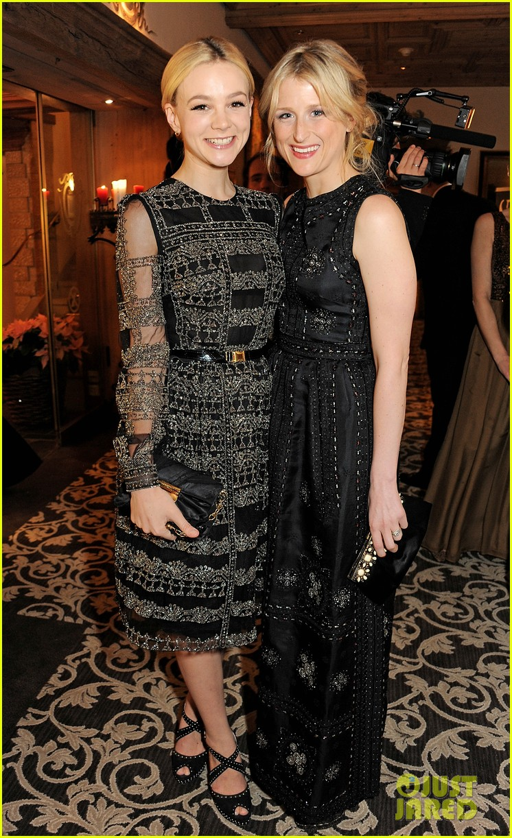 carey mulligan alzheimers society gala dinner 032776570