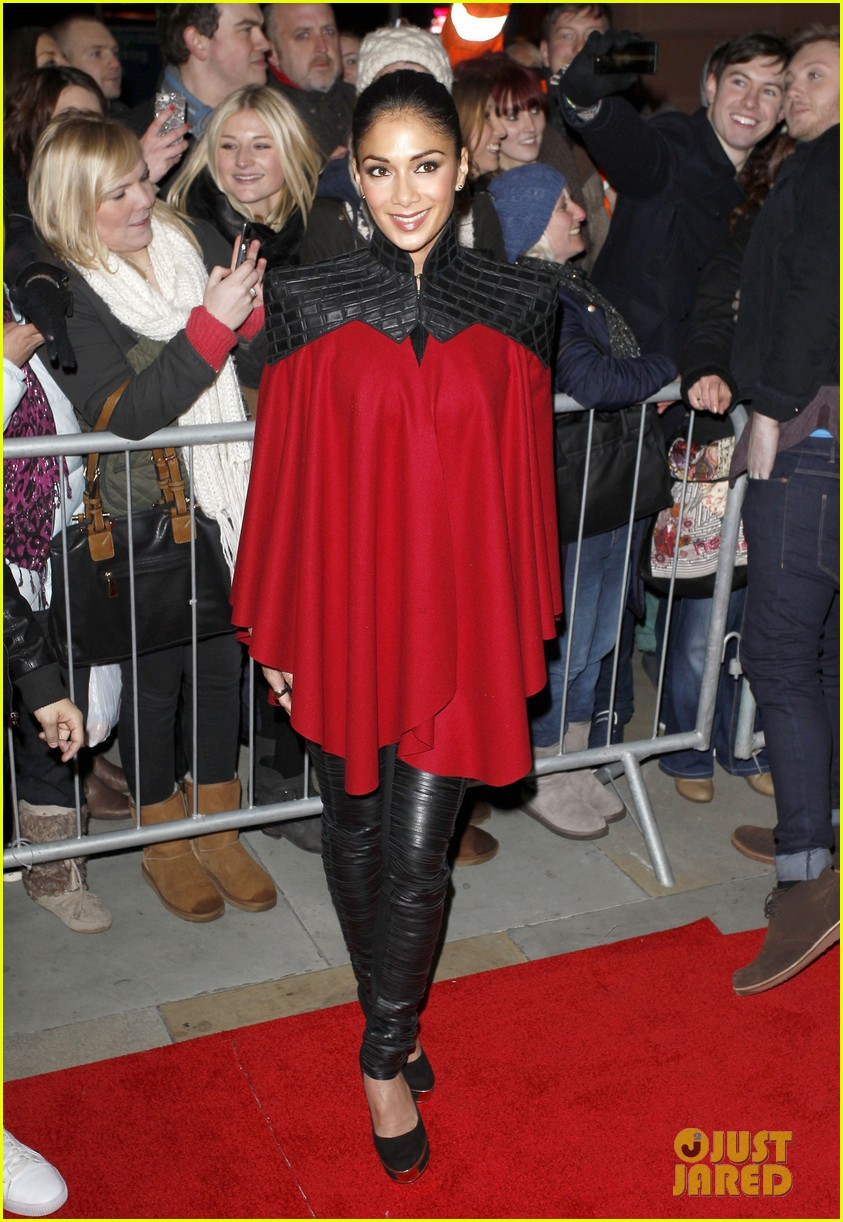 nicole scherzinger x factor uk finalists press conference 092771212